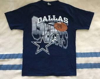 Vintage 90s NFL Dallas Cowboys T Shirt