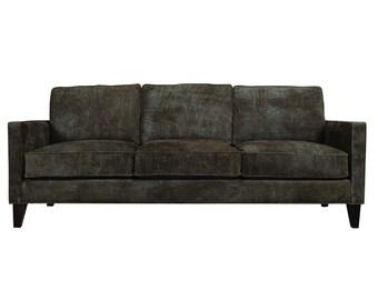 Trace Leather Sofa