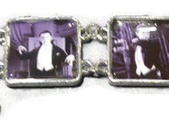 Universal Monsters Dracula Inspired Picture Bracelet