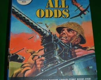 "Bumper book of WW2 cartoon stories,""Against all odds"""