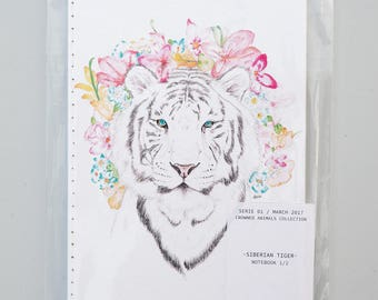 Crowned TIGER  Notebook