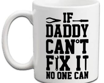 If daddy cant fix it no one can mug