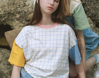 シ Vaporwave AESTHETIC No Work Today Ladies T-Shirt シ