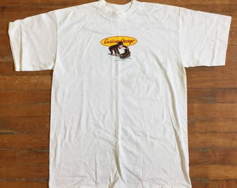 1997 Curious George T-Shirt