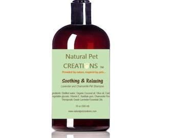 Oatmeal, Honey & Vanilla Pet Shampoo 16oz