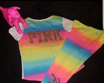 Inspired Pink Infant & Girls Clothing