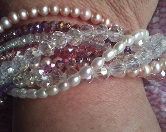 Mother-Daughter Bracelets - Goddess Jewelry by Teresa Foxworthy