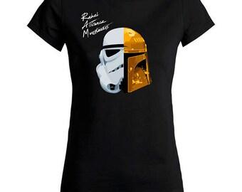 Daft Wars Women T Shirt