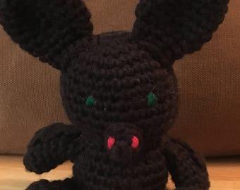 Tiny Amigurumi Bat