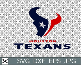 houston texans logo template - houston texans svg etsy