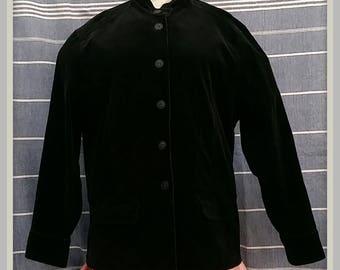 Corduroy Jacket 90s 'Postie Fashions'