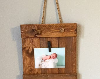 Farmhouse Picture Frame