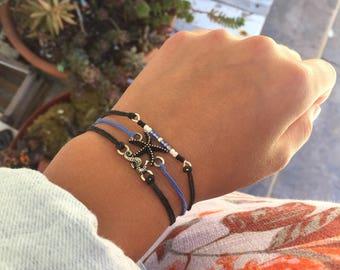 Dark Sea Bracelets