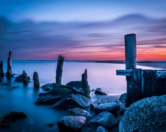 Fairfield Beach Sunset