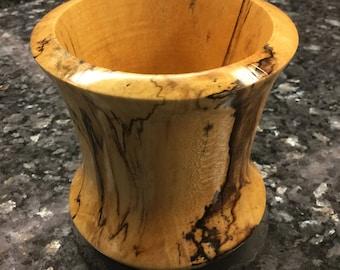 Spalted Norway Maple Vase