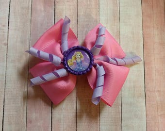 Disney's Tangled- Rapunzel Bow