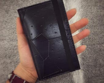 Orion Midnight Leather Journal