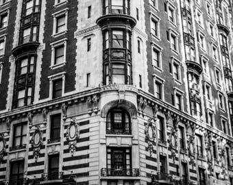 Printable Art, New York Office Decor Digital Prints, Downloadable Architecture Art, Printable Decor, Instant Art Black, Digital Download Art