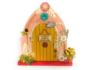 Unique fairy doors