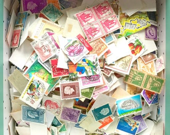 Old stamps / vintage / weheartconfetti