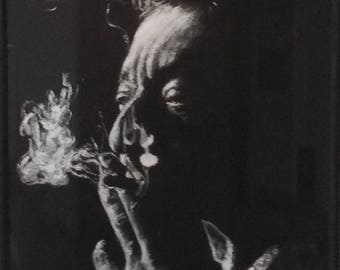 Serge Gainsbourg. SOLD / SOLD