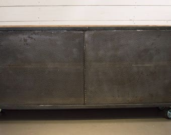 Iron tv Cabinet