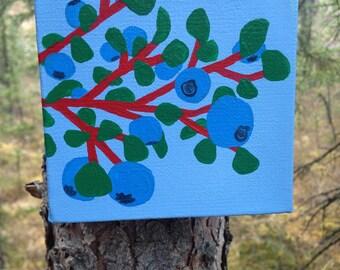Alaskan Blueberries