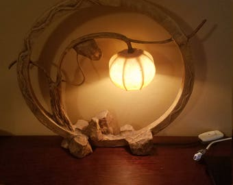Hanji Paper Art - Lamp