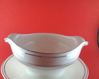 Vintage China gravy boat