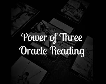 Power of Three Oracle Reading