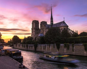 Notre-Dame, Paris - fine art photography (70 x 50 cm)