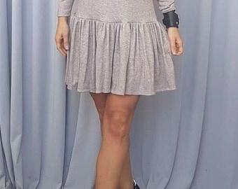 Wool dress dress everyday dress spring dress