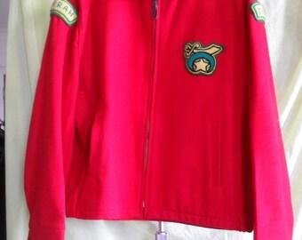 shriner zurah band jacket
