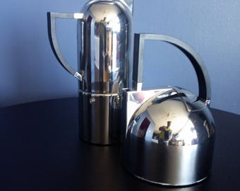 Oliver Hemming Kettle & Espresso Maker