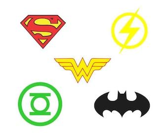 justice league svg,wonder woman,flash,batman,superman,svg,png,eps,dxf,ai,logo,shirt,birthday,invitation,superhero svg,silhouette,cricut