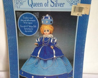 15inch/fashion doll/pattern/crochet/vintage/Fibre Craft/doll clothes/Doll Not Included/little girls/DIY/1991/doll/gift/ladies/