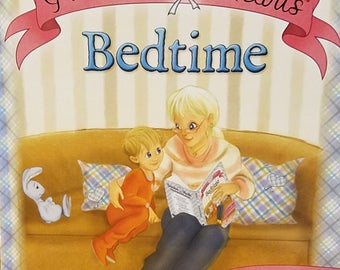Grandma Hearts: Bedtime - Children's Book - Grandmas - Story Book - Bedtime