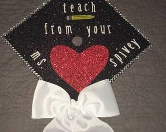 Custom Graduation Caps
