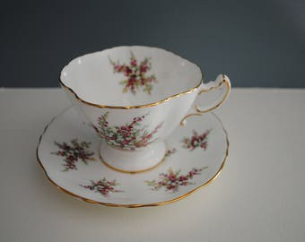 Hammersley & Co Tea Cup and Saucer