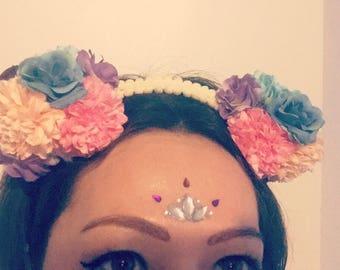Carnival / Festival headdress head band head piece