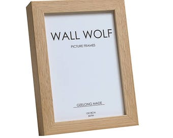 Photo frame Natural Victorian Ash