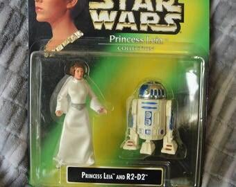 Star Wars Princess Leia Collection Princess Leia And R2-D2