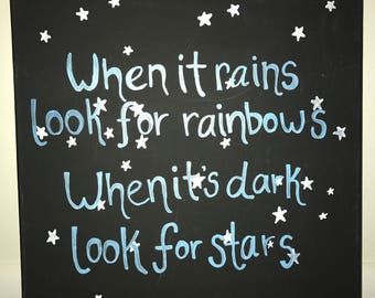 Look for Stars