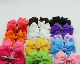 Girls Hair Bows & Headbands