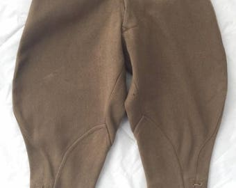 Original 1930/40s British Riding Breeches By 'Pytchley'