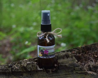 Yoga Mat Spray- 100% All natural Essential Oils and Solutions