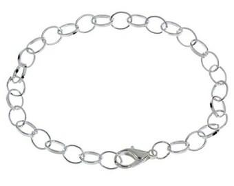 Simple charm bracelet