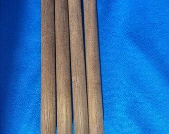 Exotic Wood Dowels