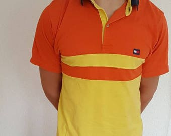 Vintage Tommy Hilfiger Polo shirt size s size s