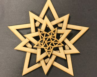 GEO Nest of 4 Stars